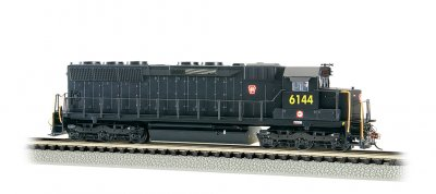 PRR #6144 - SD45 - DCC Sound Value