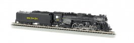 Nickel Plate #759-Railfan Ver. DCC Sound (N Berkshire 2-8-4)