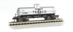 Texaco #6301 - ACF 36.5' 10K Gal 1-Dome Tank Car