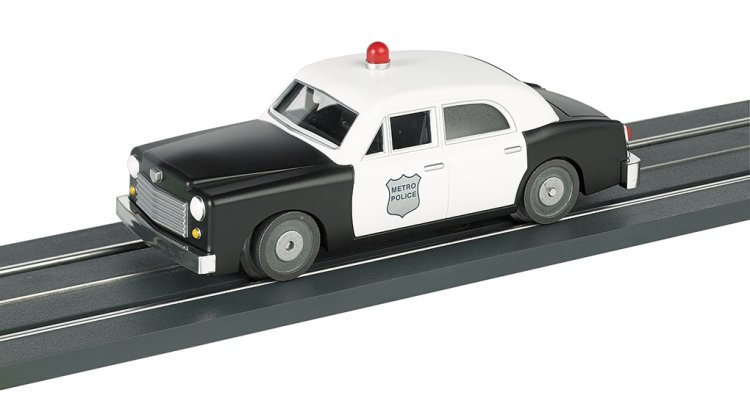 E-Z Street™ Police Car - Click Image to Close