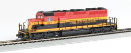 Kansas City Southern #691 - SD40-2 (HO Scale)