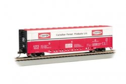 Canadian Forest #4540 - Evans All-Door Box Car (HO Scale)