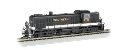 Southern #2735 - DCC (HO ALCO RS-3)