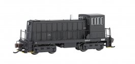 Painted, Unlettered - Black GE 70 Ton -DCC