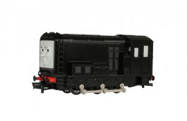 Grumpy Diesel (with moving eyes) (HO Scale)