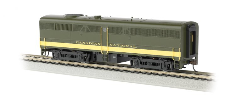 Canadian National - ALCO FB-2 (HO Scale) - Click Image to Close