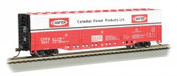 Canadian Forest #4541 - Evans All-Door Box Car (HO Scale)
