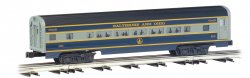 Baltimore & Ohio® - 60' Aluminum Streamliners 4 Car Set