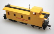 Off Center Caboose - Union Pacific (HO Scale)