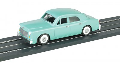E-Z Street™ Seamist Green Sedan