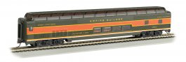 Great Northern - 85' BUDD Full Dome (HO Scale)