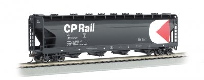 CP Rail - 56' ACF Center-Flow Hopper
