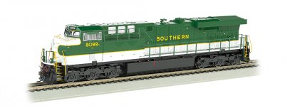 Southern - NS Heritage - GE ES44AC - DCC Sound Value