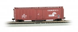 Conrail #229657 - Track Cleaning 50' Plug-Door Box Car