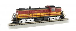 Boston & Maine #1545 - DCC (HO ALCO RS-3)