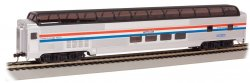 "AMTRAK® Phase III #10031 ""Ocean View"" - 85' BUDD Full Dome (HO)"