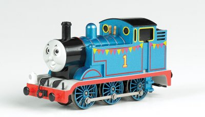 Celebration Thomas (with moving eyes) (HO Scale)