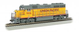 Union Pacific® #906 - GP40 - DCC Sound Value