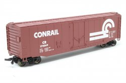 Conrail - 50' Plug Door Box Car