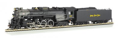 Nickel Plate #765 - Rail Fan Version (HO 2-8-4 Berkshire)