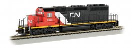 Canadian National #6023 - SD40-2 (HO Scale)