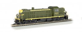 Canadian National #3019 - DCC (HO ALCO RS-3)