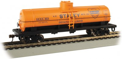 Staley #604 - 40' Single-Dome Tank Car (HO Scale)
