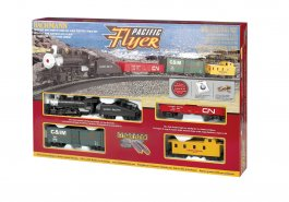 Pacific Flyer (HO Scale)