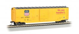 Union Pacific® - 50' Sliding Door Box Car (HO Scale)