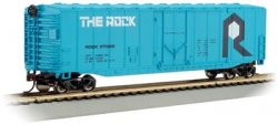 50' Plug Door - Rock Island ( HO Scale )