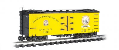 Berkshire Brewing Co. Golden Spike - Billboard Reefer (Large)
