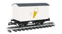 Ice Cream Wagon