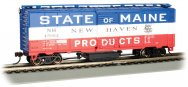 New Haven - State of Maine #45062 - Track-Cleaning 40' Box Car