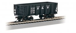 Norfolk & Western #21998 - Ore Car (HO Scale)
