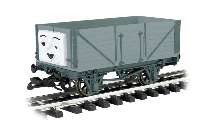Troublesome Truck #1 - Click Image to Close