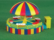 Operating Kiddie Boat Carnival Ride Kit