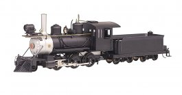 Painted Unlettered Black - DCC- 2-6-0