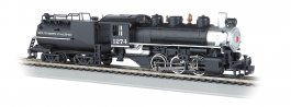 Southern Pacific Lines #1274 - USRA 0-6-0 w/Vandy Tender (HO)