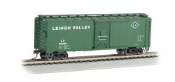 Box Car - 40' - Lehigh Valley (HO Scale)