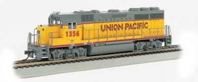 Union Pacific® #1356 - GP40