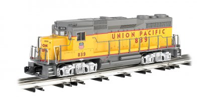 Union Pacific #839 - GP30 w/ dynamic brake