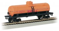 Shell - 40' Single-Dome Tank Car (HO Scale)