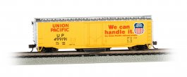 Union Pacific® #499191 - Track Cleaning 50' Plug-Door Box Car