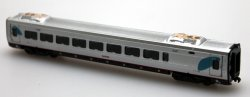 Acela Express Business Class Coach #3528 (N Scale)