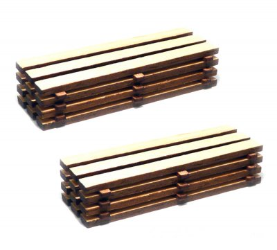 Timber Loads - Kit (2 per Pack) (HO Scale)