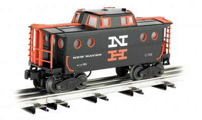 New Haven - N5C Porthole Caboose
