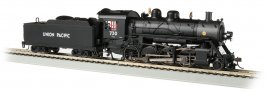 UP® #730 Baldwin 2-8-0 Consolidation - DCC Sound Value