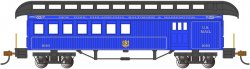 Combine (1860-80 era) - B&O® - Royal Blue (HO)