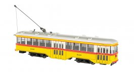 Baltimore Transit Co. - 1:29 Peter Witt Streetcar