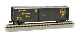 Atlantic Coast Line® - 50' Sliding Door Box Car